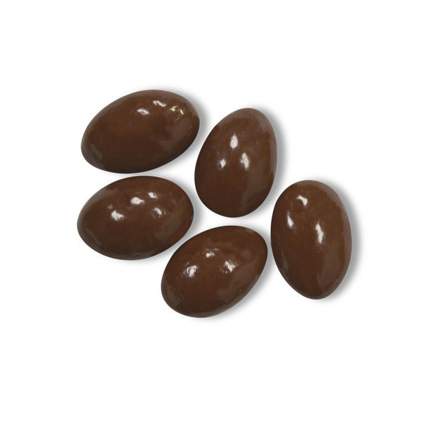 Chocolate Toffee Almonds - polished