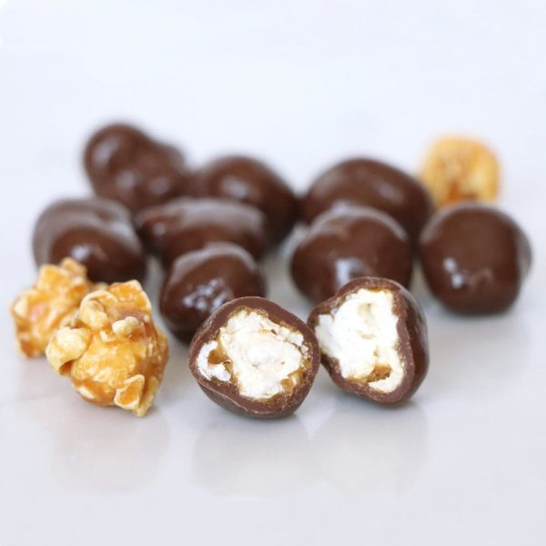Milk Chocolate Sea Salt Caramel Popcorn Bulk