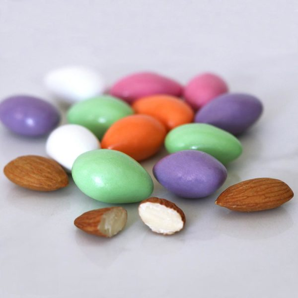 Assorted Jordan Almonds Bulk