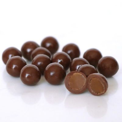 Milk Chocolate English Toffee Caramels Bulk