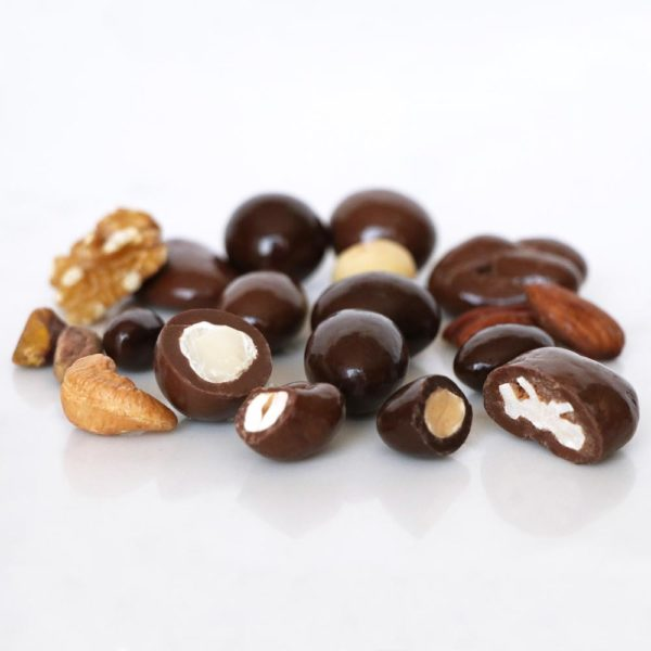 Chocolate Nut Medley Bulk