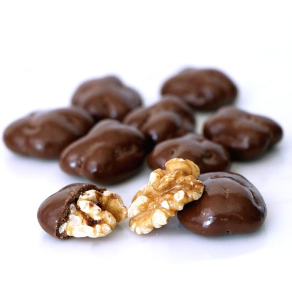 Milk Chocolate Walnuts Bulk