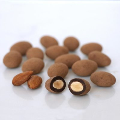 Dark Chocolate Truffle Almonds Bulk