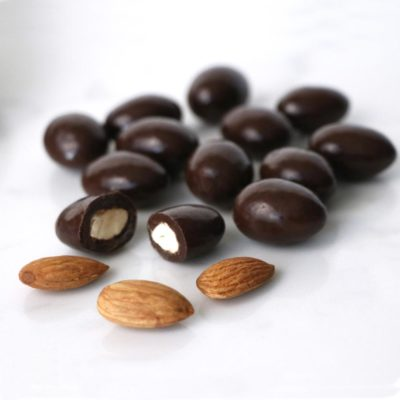 Sugar-Free Dark Chocolate Almonds Bulk