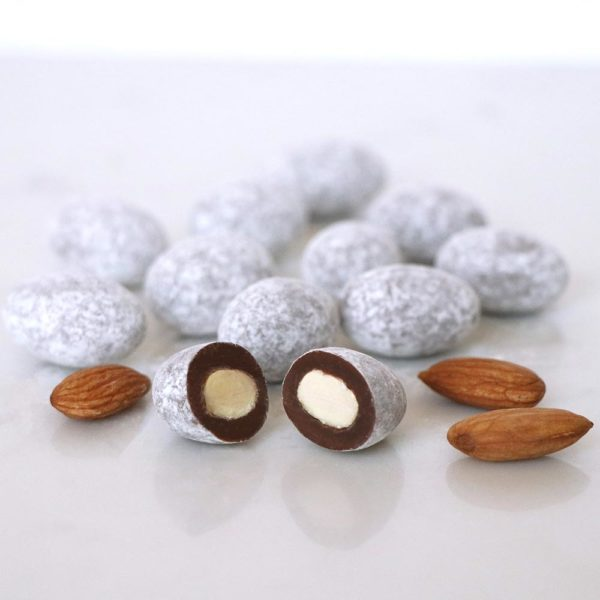 Powdered Milk Chocolate Toffee Almonds Bulk