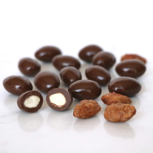 Milk Chocolate Toffee Almonds Bulk