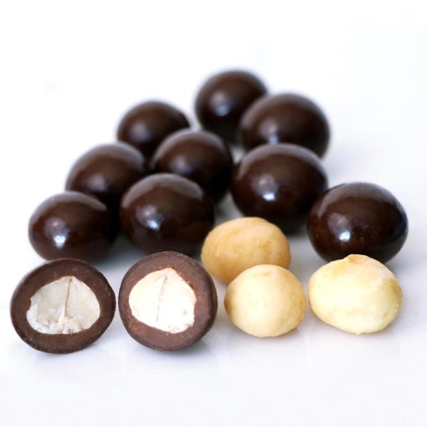 Double-Dipped Macadamias Bulk