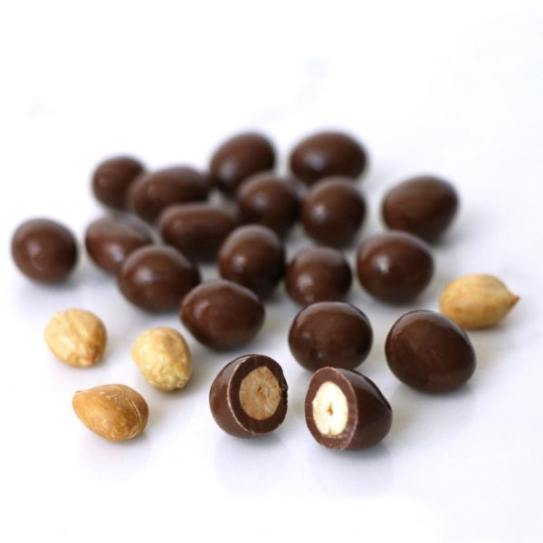 Milk Chocolate Peanuts Bulk