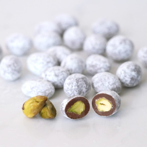 Powdered Milk Chocolate Toffee Pistachios Bulk