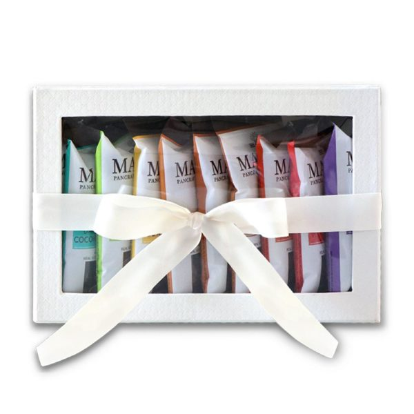Gratitude & Cheer Box - White