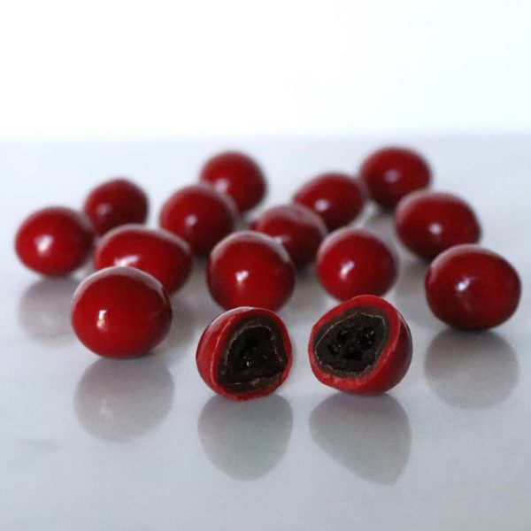 Pastel Chocolate Cranberries